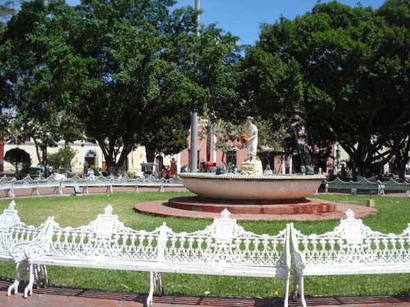 Valladolid Mexique Voyage