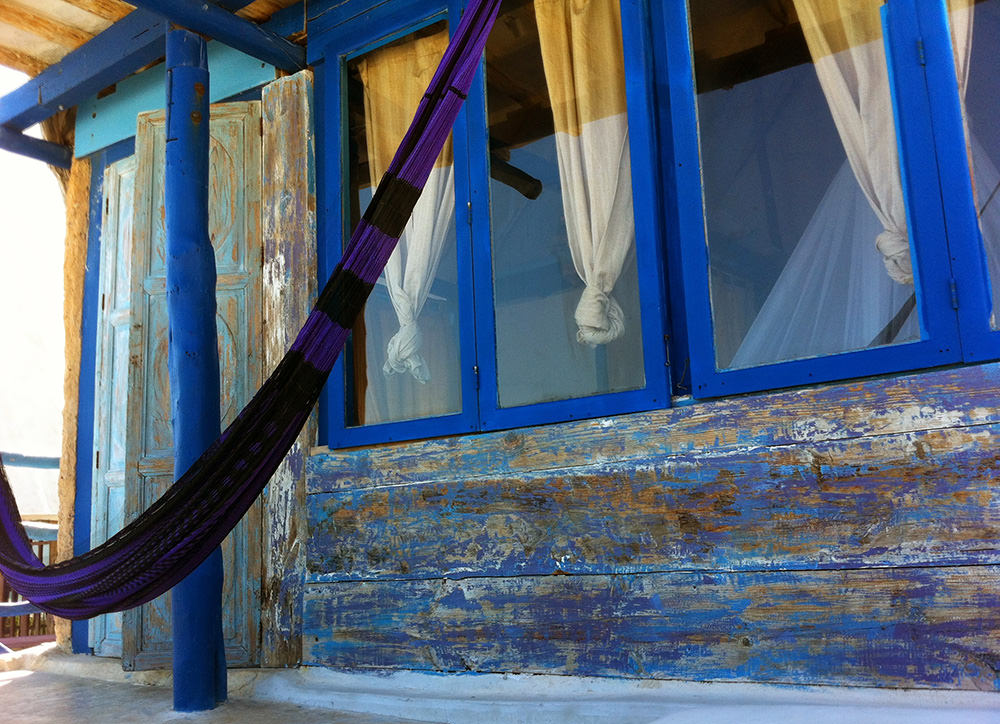 Mon bungalow de rêve au Mexique