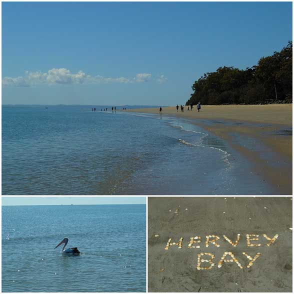 Hervey Bay, Queensland, Australie