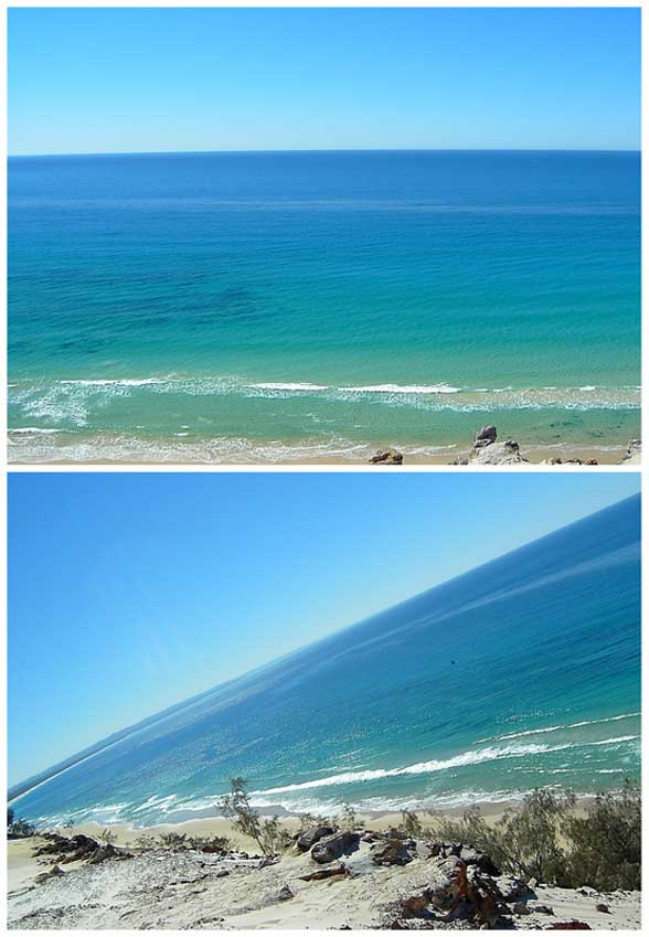 Rainbow Beach, Queensland, Australie