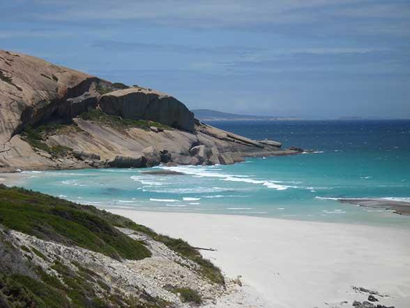Salmon Beach, Esperance, Australie