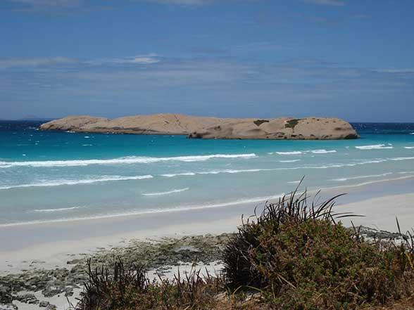 Salmon Beach - Esperance - Australie