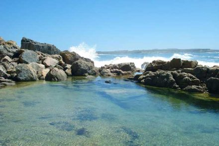 Whalers Way Swimming Hole Australia