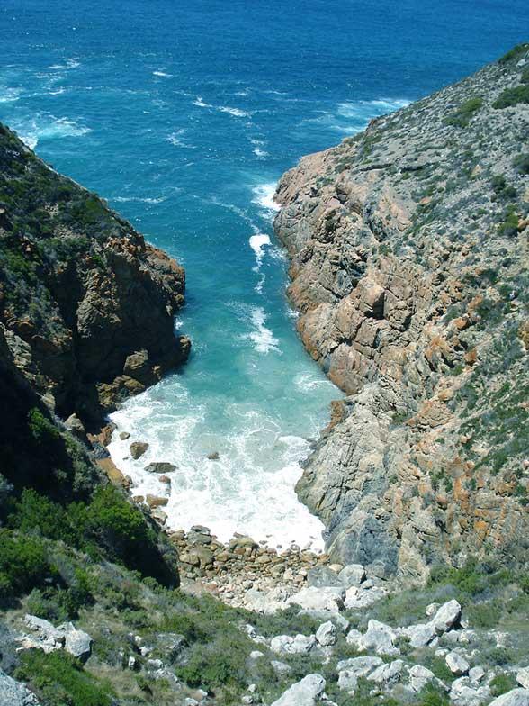 Whalers Way Whalechaser's Crevasse Australia