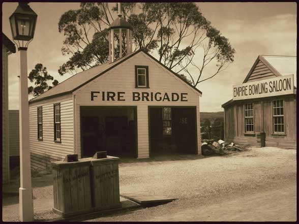 Sovereign Hill Fire Brigade