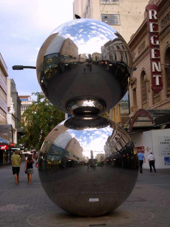 Street Art Adélaïde Australie