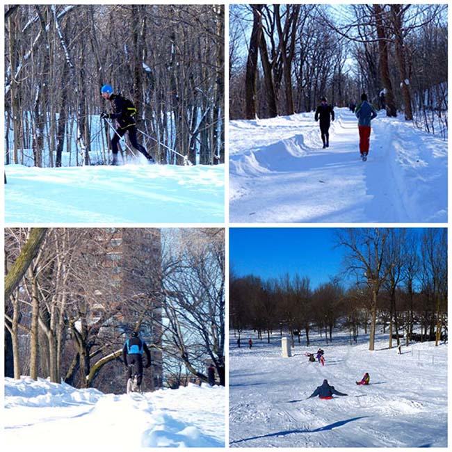 sport neige