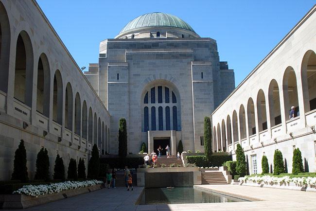 musee memorial australie