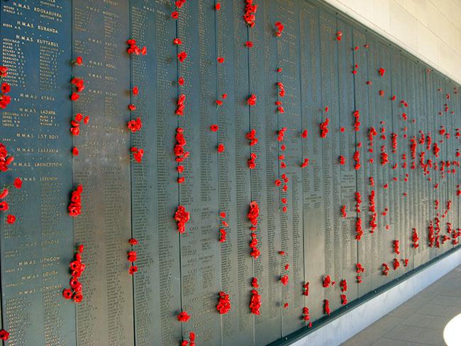memorial musee australie