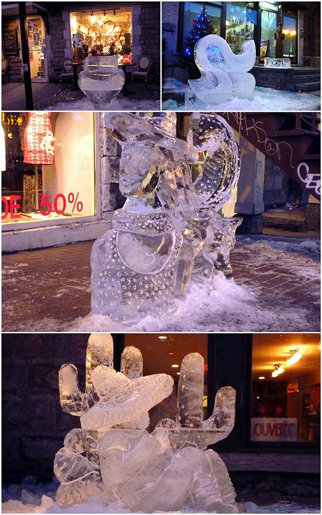 sculptures de glace 3