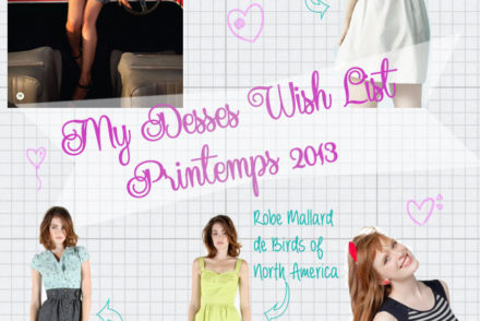 wish-list robe créateurs québécois
