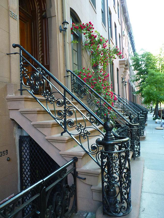 chelsea escalier