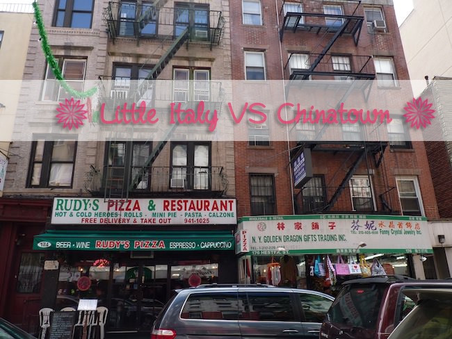 little italy vs chinatown new york