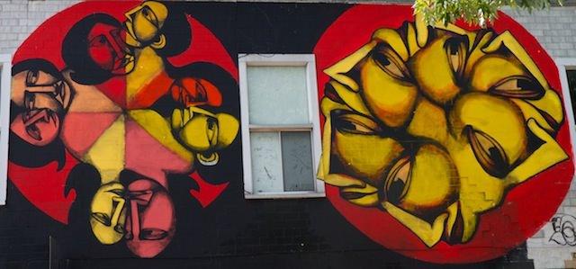 festival mural montreal