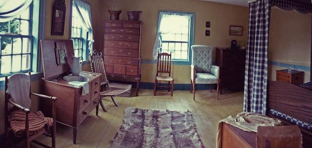 panorama chambre
