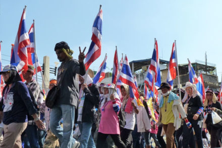 Manifestation Bangkok