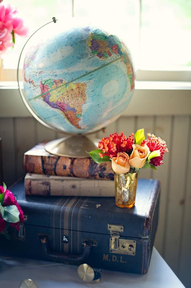 voyage globe