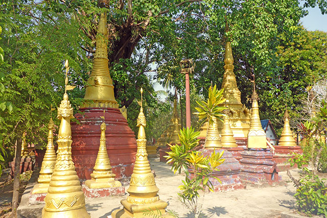 Ile Shampoing Birmanie Myanmar