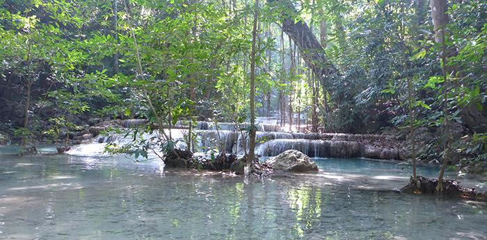 Parc Erawan Thaïlande