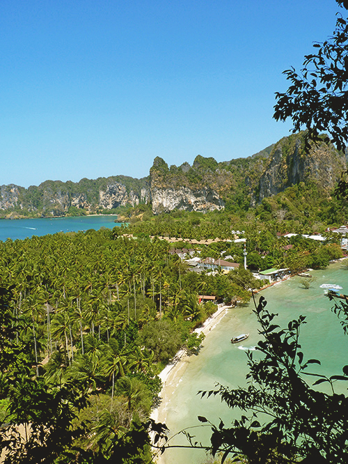péninsule de railay
