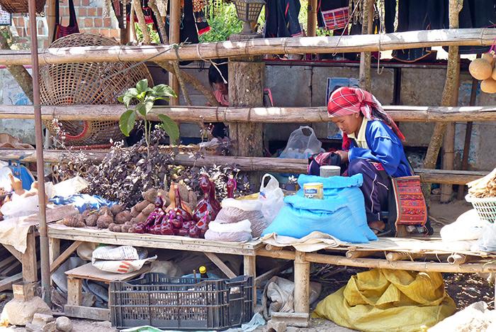 Mae Salong marché