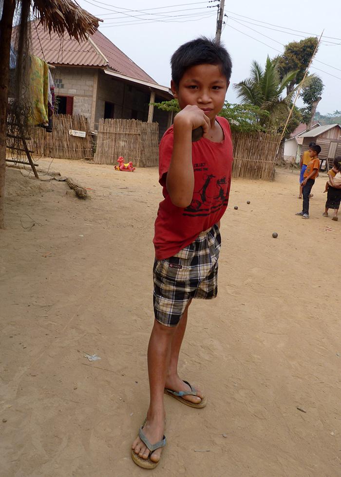 Pétanque Laos