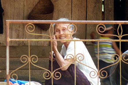 muang sing laos femme laotienne