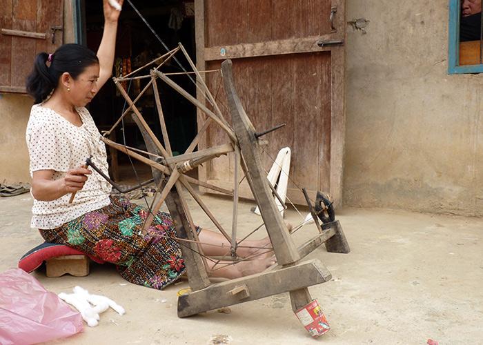 Vie quotidienne Laos