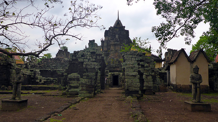 Kampong-Cham-Nokor-Wat