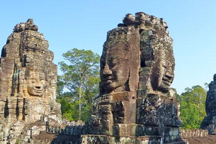Angkor Le Bayon Cambodge