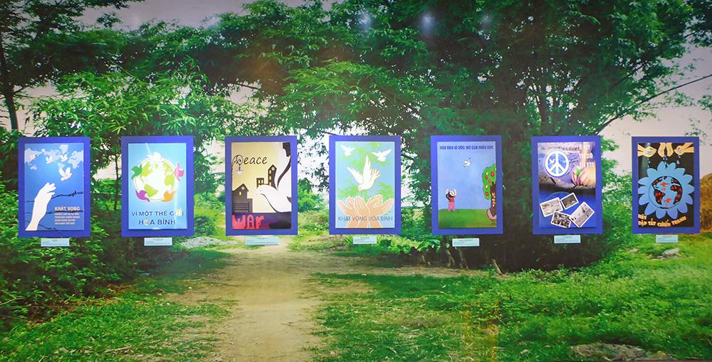 Musée de la guerre, Hô-Chi-Minh-Ville, Vietnam