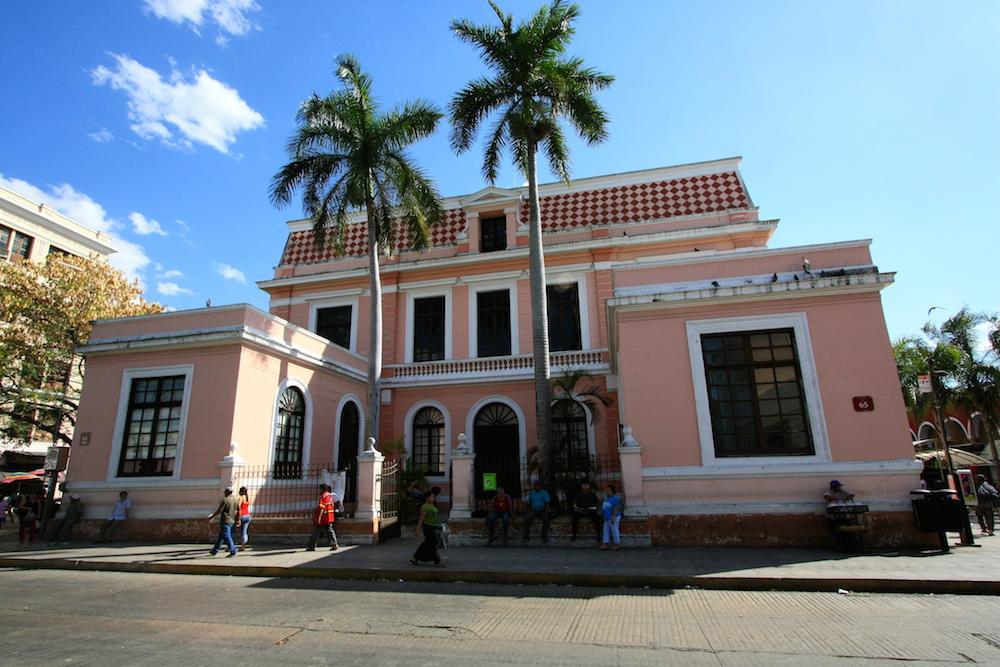 Voyage Mexique, Merida