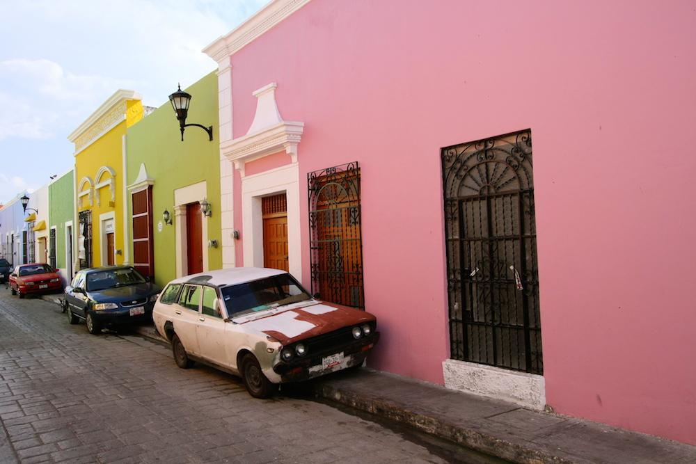 Voyage Mexique, Campeche