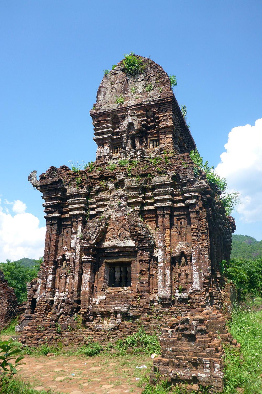 My Son, Site archéologique près de Hoi An, Vietnam