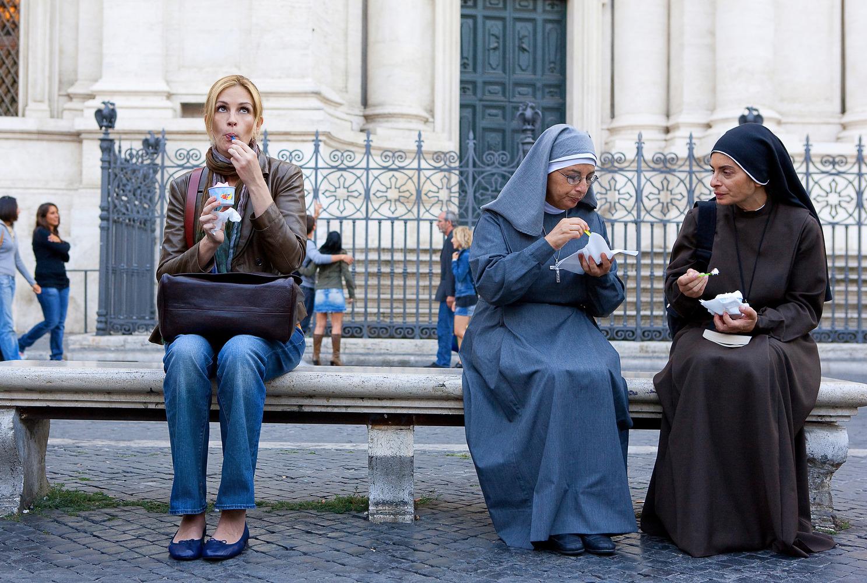 Eat Pray Love Look Escapade urbaine