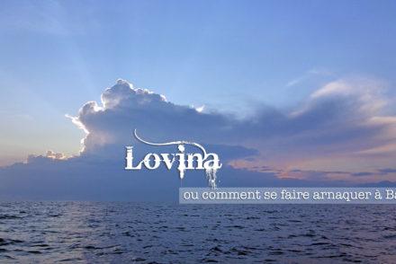 Lovina, Bali, Indonésie, Lever de Soleil