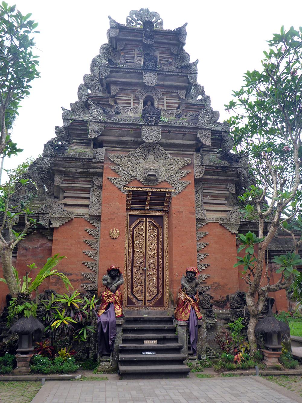 Ubud, Temple, Indonésie