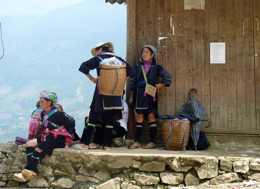 Hmong, Sapa, Vietnam