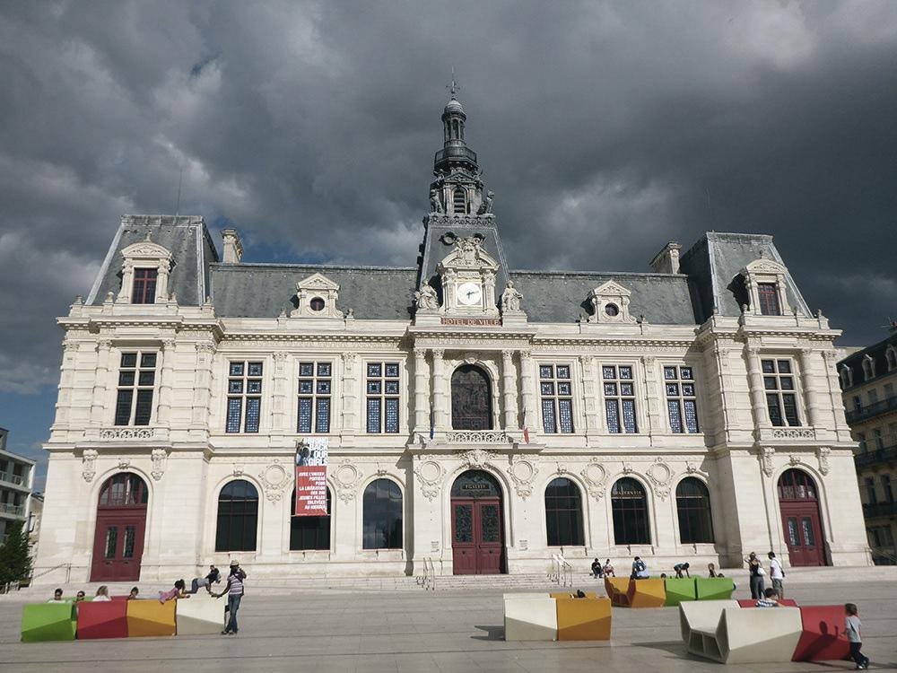 Poitiers, Hotel de Ville