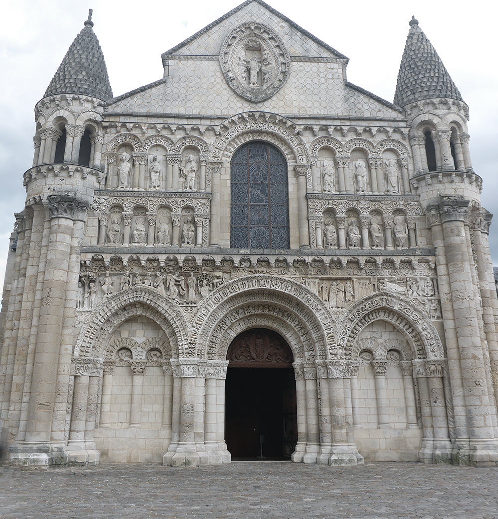 Poitiers, Notre Dame