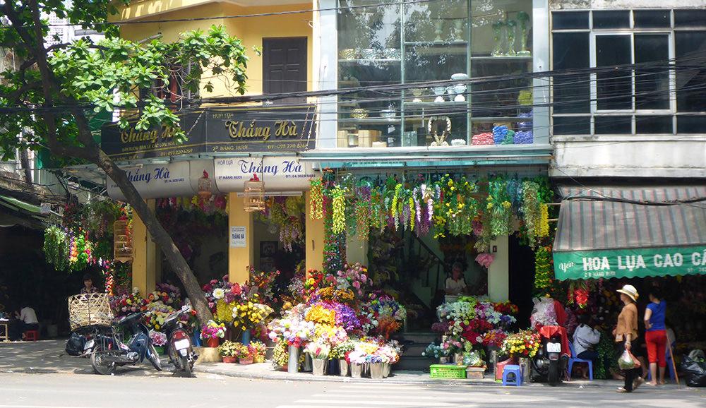 Voyage au Vietnam, Hanoi