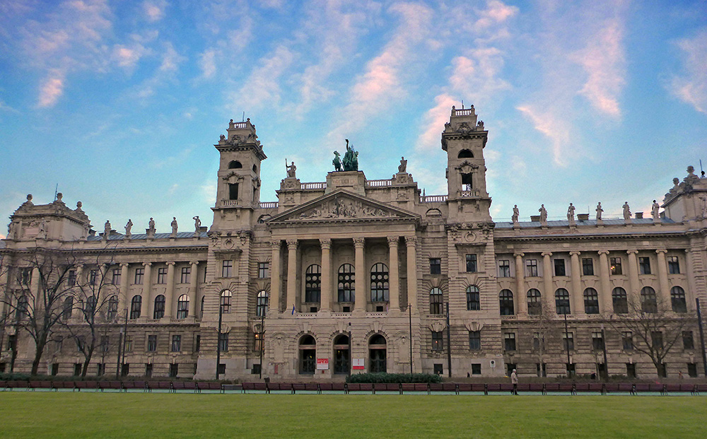 Musée Ethnographie Budapest
