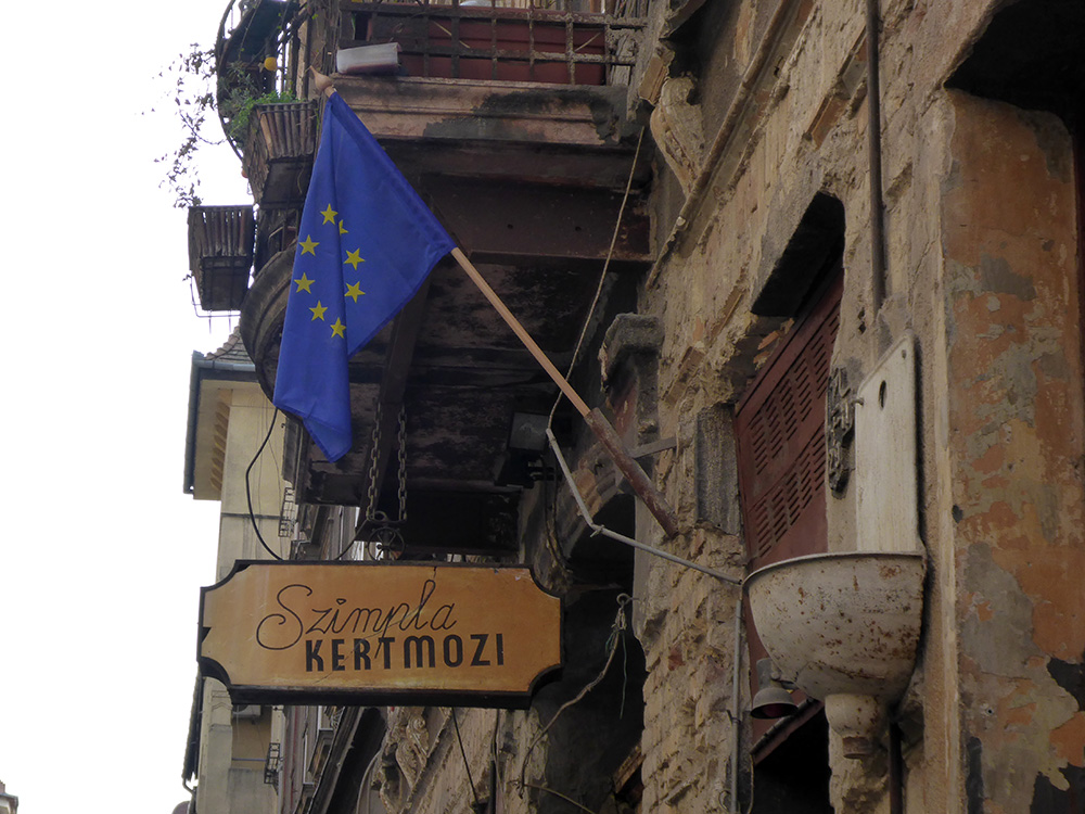 Budapest : Zimpla Kert