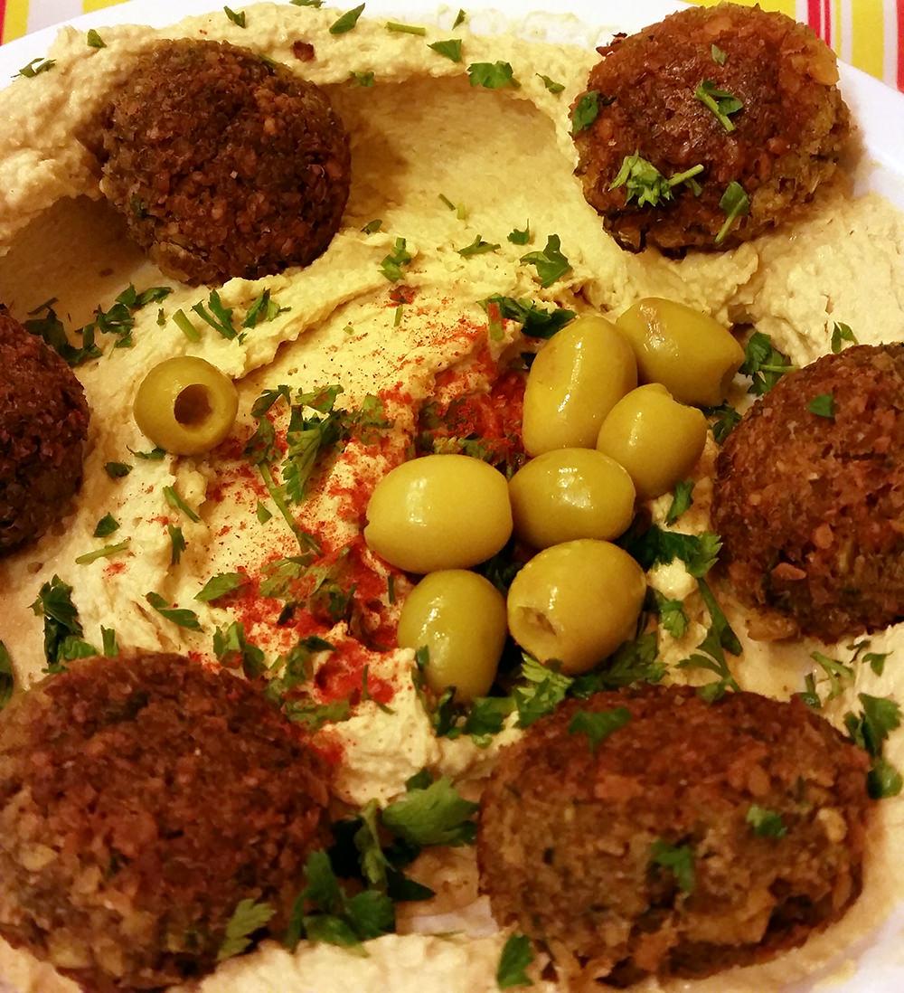 Olive Tree Hummus Budapest