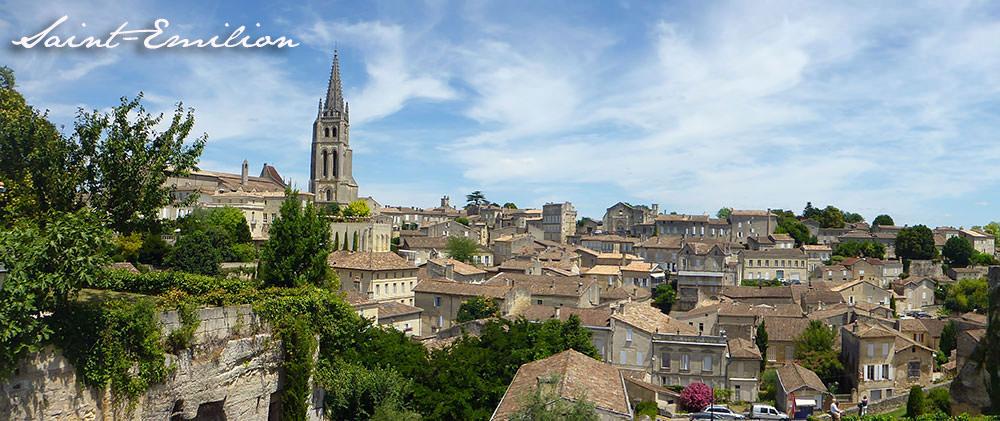 Se souvenirs des jolies choses ... 2015 : Saint-Emilion