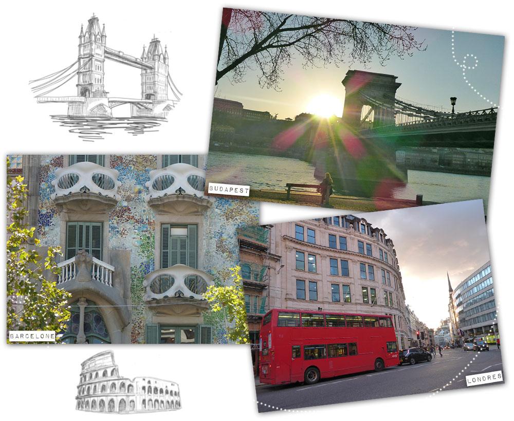 Villes Europe
