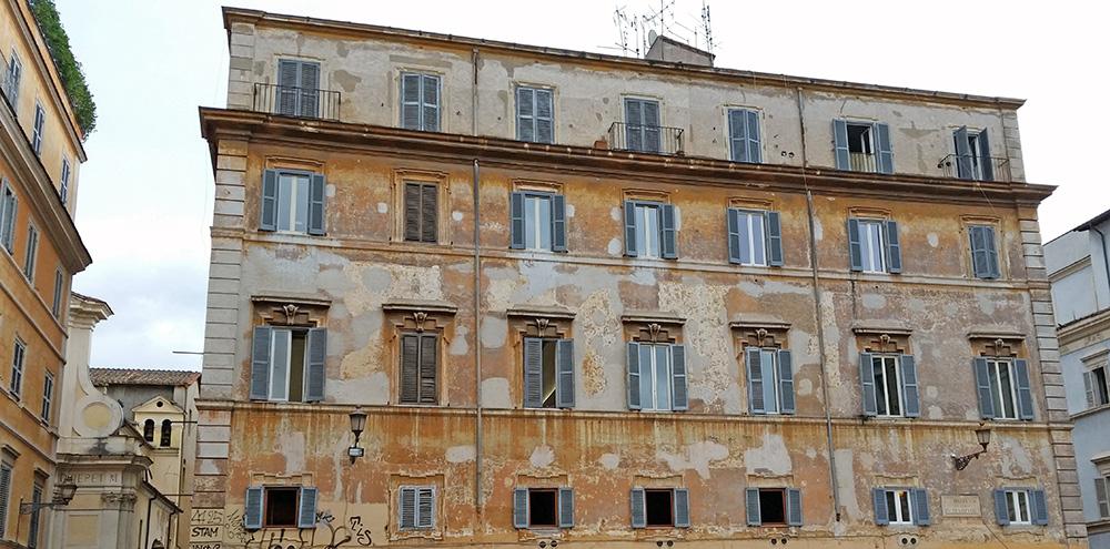 Découverte du joli quarter de Trastevere à Rome