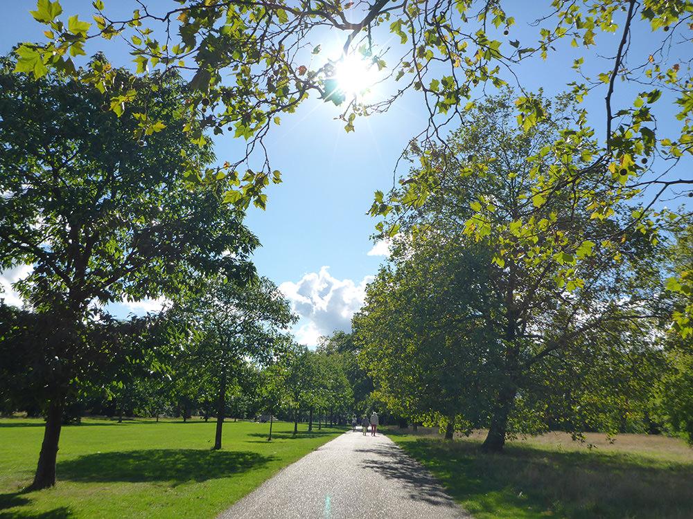 Kensington Park, Londres