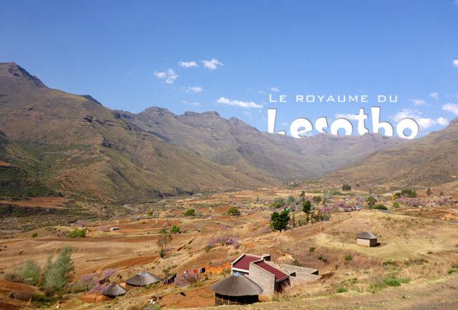 Lesotho Couverture