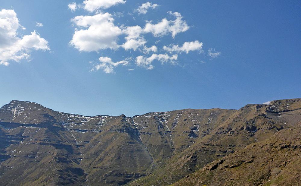 Montagne Lesotho